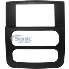 Scosche CR1299DDB Double DIN Dash Install Kit for 2002-05 Dodge RAM
