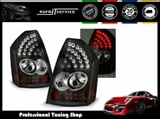FEUX ARRIERE ENSEMBLE LDCH03 CHRYSLER 300C 2005 2006 2007 2008 NOIR LED