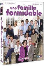 "DVD ""Une famille formidable - Saison 10""   NEUF SANS BLISTER"