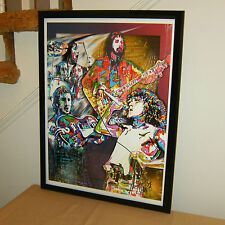 KEITH MOON THE WHO A3 ART PRINT PHOTO POSTER GZ6076