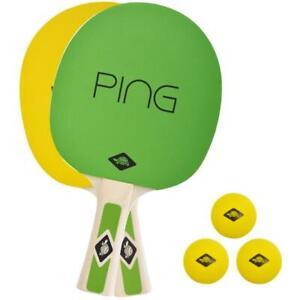 Donic-Schildkröt TT-Set Ping Pong