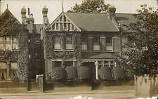 Hornsey posted ' My House '. Sent by C. Powell.