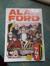 ALAN FORD I GRANDI ANNIVERSARI n°4 SPIN OFF 2004 (n°50)