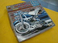 SS607 Harley Jigsaw Puzzle Scott Jacobs '96 Signature
