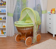 WALDIN bébé Chariot enfants,couchette bébé XXL NEUF ! Vert