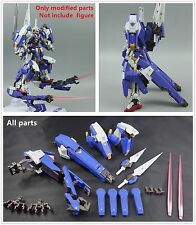 Metal Build 00V Gundam Avalanche Exia Option Parts set Third Party