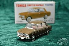 [Tomica Limited Vintage Lv-65b 1/64] Datsun Bluebird 1200 Dx (Brown)
