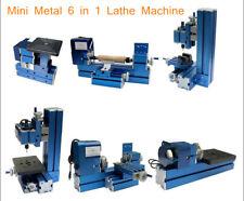 DIY Tool Drilling Sanding Lathe Machinery Mini 6 in 1 Multipurpose Machine Kit