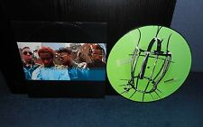 "12"" 45rpm Pic Disc - Living Colour - Leave It Alone / 17 Days + 2 Live Tracks"