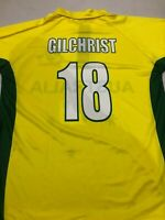 Adam Gilchrist Australia One day international cricket new  jersey