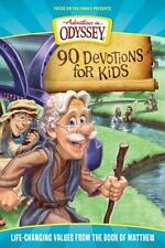 2: 90 Devotions for Kids in Matthew: Life-Changing Values from the Book of Matt