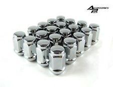20 Pc CHROME SOLID CUSTOM WHEEL LUG NUTS ACURA NSX RSX RDX TL TSX # AP-1907