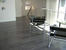 Approved for Heated Floors!  All Natural  Solid Hardwood flooring *Ebony*