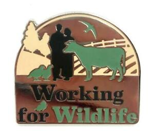 Working for Wildlife Supporters Badge