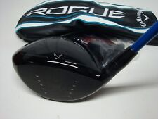 NEW Callaway ROGUE  9* driver TOUR ISSUE OBAN TOUR LIMITED 60 X +$500 upgrade