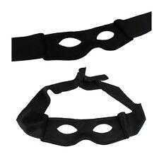 Bandit Zorro Masked Man Eye Mask for Theme Party Masquerade Costume Halloween IT