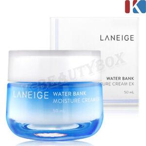 LANEIGE Water Bank Moisture Cream EX 50ml AmorePacific Moisturizing Cream Newist
