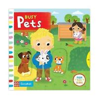 Busy Pets by Louise Forshaw (Board book, 2016)
