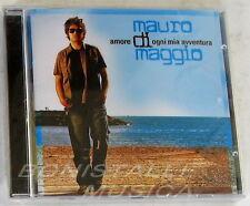MAURO DI MAGGIO - AMORE DI OGNI MIA AVVENTURA - CD Sigillato