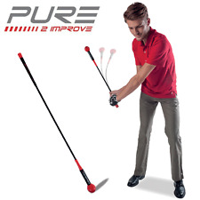 "Pure 2 améliorer Swing de golf Tempo Fouet Stick 48"" Golf Training Stick"