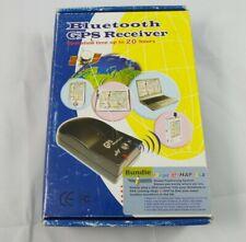 Receptor Gps Bluetooth 16 canales con software de magia e-MAP (GPT-700)