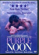 Purple Noon-Alain Delon-Rene Clement-The Talented Mr. Ripley -Patricia Highsmith