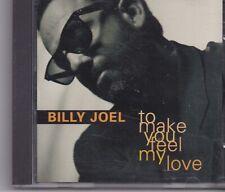 Billy Joel-To Make You Feel My Love promo cd single