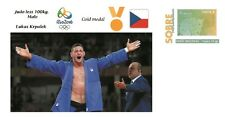 Spain 2016 - Olympic Games Rio 2016 - Gold medal Judo male Czech Rep. cover