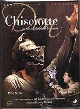 dvd DON CHISCIOTTE Maurizio SCAPARRO Pino MICOL Peppe BARRA