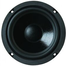 """NEW 5.25"""" Woofer Speaker.Home Audio.5-1/4.4ohm.Shielded Replacement Driver.5inch"""
