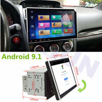 """10.1"""" Car Stereo Radio GPS Android 9.1 Double Din Quad-core 2GB/32GB Wifi 3G 4G"""