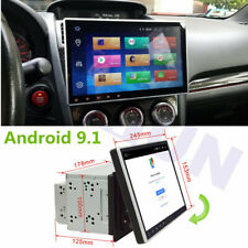 "10.1"" Car Stereo Radio GPS Android 9.1 Double Din Quad-core 2GB/32GB Wifi 3G 4G"