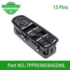 Electric Window Switch for Porsche Panamera Cayenne 2011-2018 7PP959858AEDML