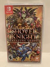 Shovel Knight: Treasure Trove (Nintendo Switch, 2019) BRAND NEW FACTORY SEALED!!