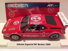 FLY BMW M1 LIMITED EDT. BECKER 2008 - DISCONTINUED! -NEW!
