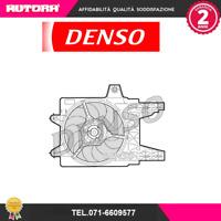 DER09079 Ventola, Raffreddamento motore Fiat-Lancia (MARCA DENSO)
