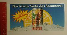 Aufkleber/Sticker: Nestea Eistee die frische Seite des Sommers (081016129)