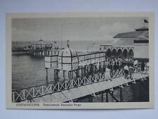 CIVITAVECCHIA Stabilimeto balneare Pirgo Roma vecchia cartolina