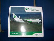 Modelo de avión avión airbus Boing 1:100 Germania