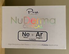 NuDerma Clinical Skin Therapy Wand 6 FUSION Applicators