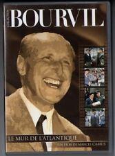 """DVD FILM COMIQUE """"LE MUR DE L'ATLANTIQUE"""" MARCEL CAMUS AVEC BOURVIL (1970) TBE!"""