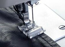Leather, Vinyl, Fur, Quilting Fabric Roller Foot for Brother Sewing Machine