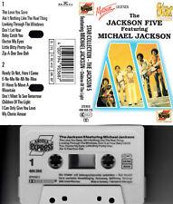 The JACKSON FIVE feat. MICHAEL JACKSON -Children of the light > MC Musikkassette