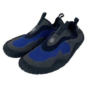 Teva Mens Proton Hydro Spider Rubber Water Swim Shoes Blue Size 12 6658