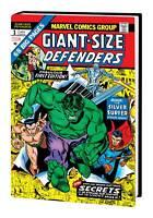 Defenders Omnibus HC (2021) Marvel - Vol #1, Gil Kane DM Variant, NM (New)