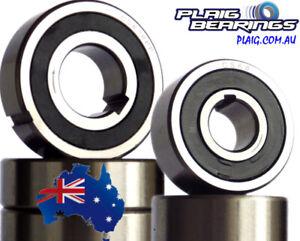 One-Way Sprag Clutch Bearings - Industrial Precision - Machined Keyways