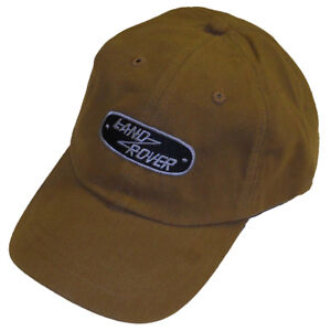 Classic Land Rover embroidered hat