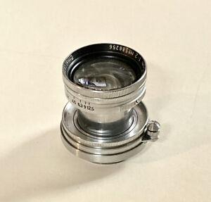 Leica 50mm Summitar f2 Nr. 586286 War-Time
