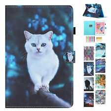 ForiPad7thGen10.2/6th Gen 9.7/Air 2/mini Smart Case Leather Painted Cover