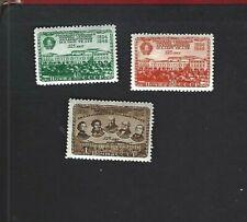 Russia sc#1400-2 (1949) Complete MH